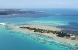 matrimonio ai tropici su isola in esclusiva