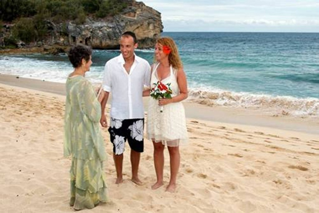 Matrimonio In Spiaggia Hawaii : Sposarsi alle hawaii