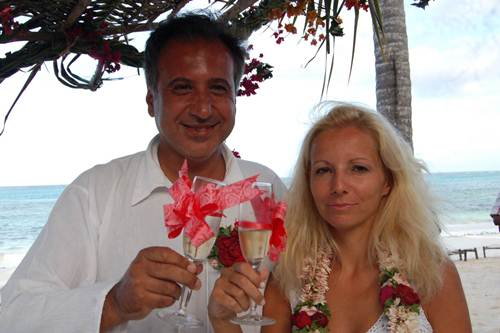 Simona e Giuseppe