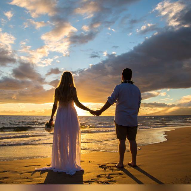 Matrimonio Simbolico Hawaii : Matrimonio in libertà alle hawaii