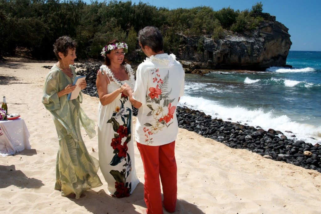 Matrimonio In Spiaggia Thailandia : Matrimonio in libertà alle hawaii