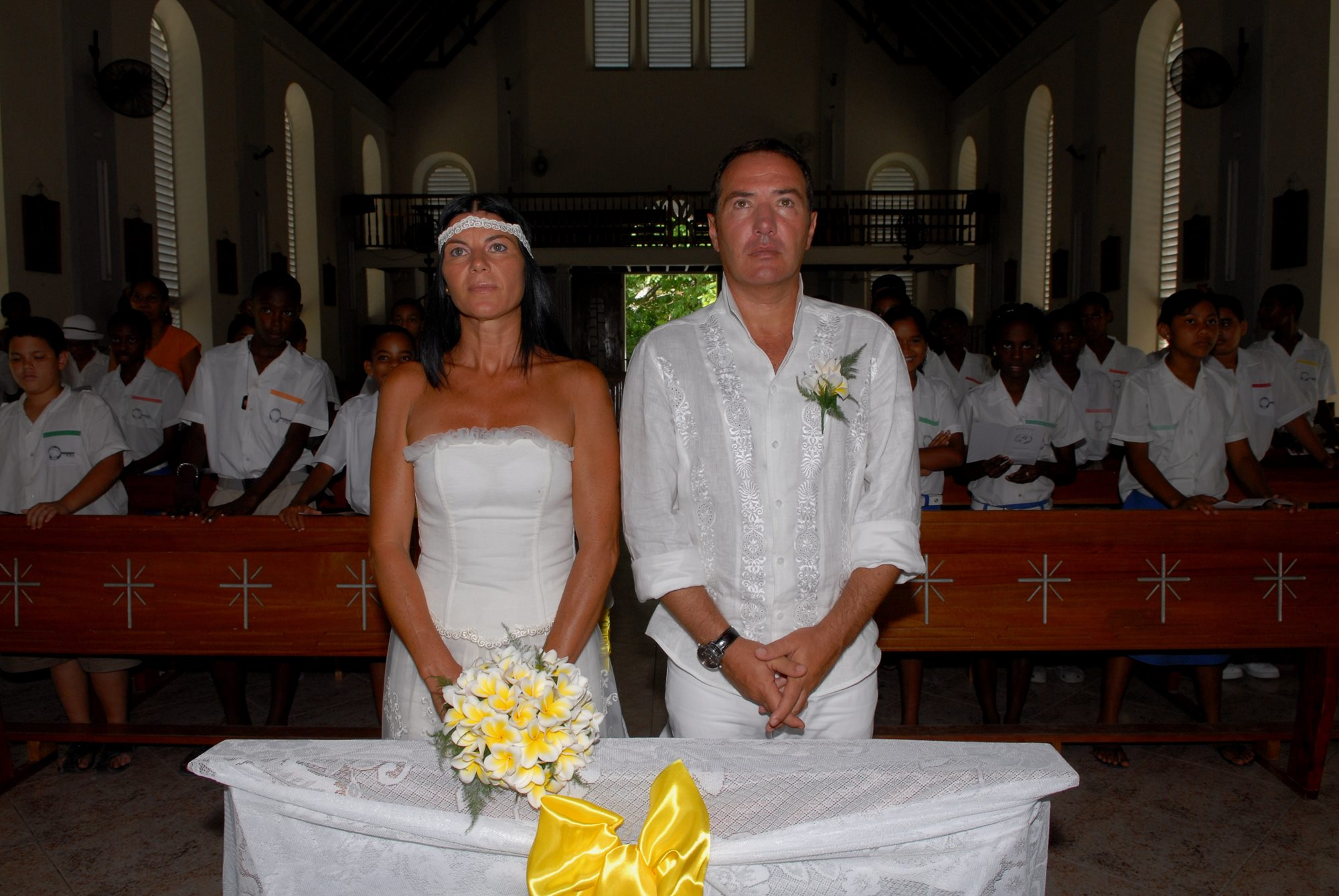 Matrimonio Harry In Chiesa : Matrimonio in chiesa alle seychelles