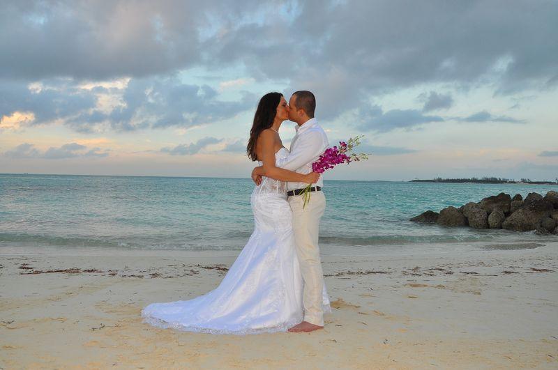 Matrimonio Simbolico Miami : Matrimonio alle bahamas