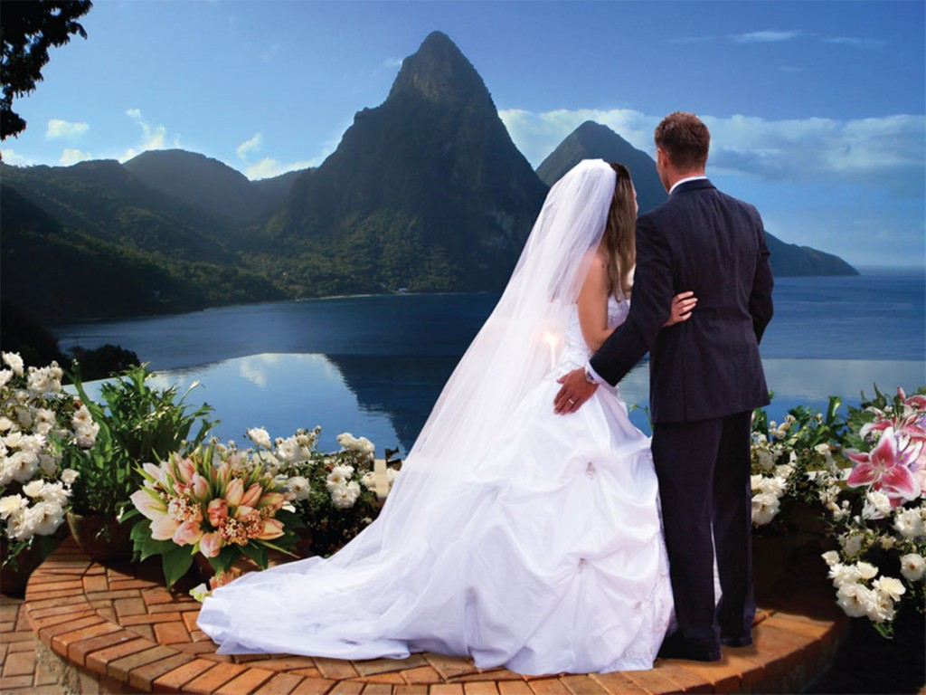 Sposarsi A St Lucia