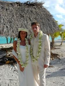 sposarsi nelle isole cook