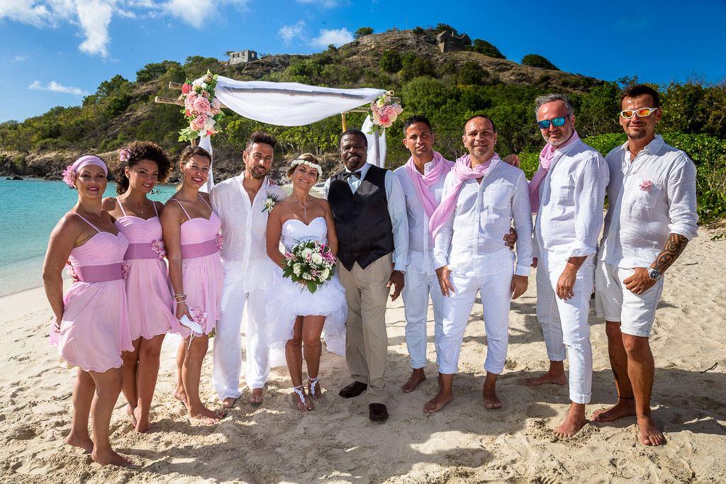 Matrimonio In Spiaggia Thailandia : Matrimonio in libertà ad antigua